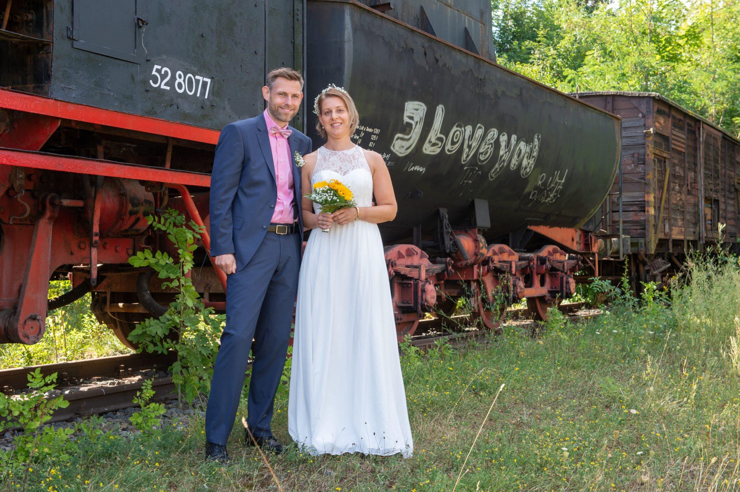 Hochzeit auf Schloss Erkenbrechtshausen
